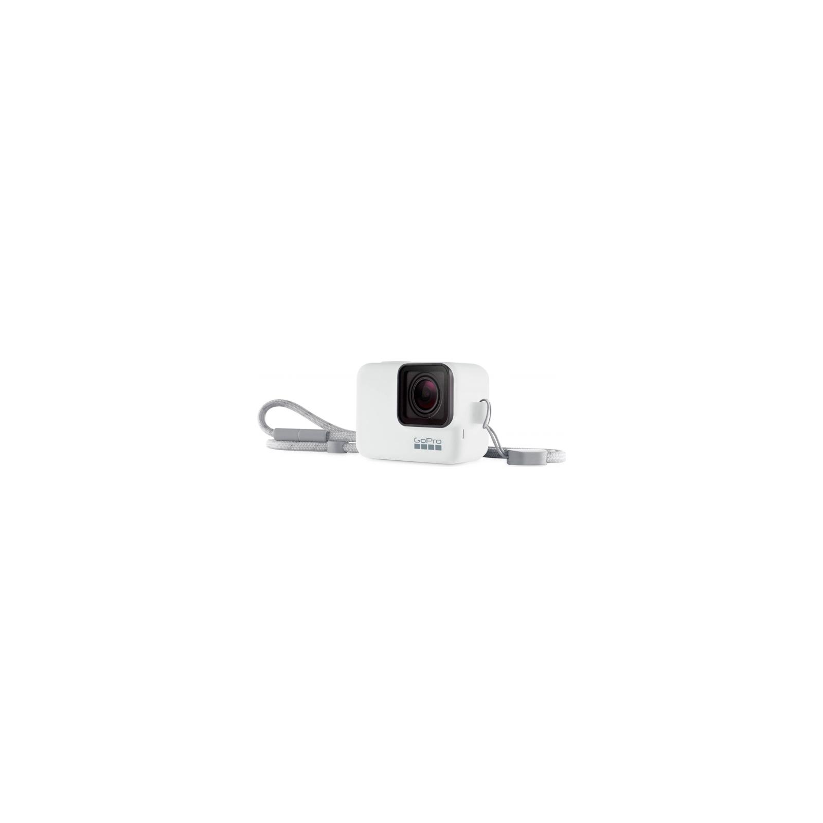 Аксессуар к экшн-камерам GoPro Sleeve & Lanyard (White) (ACSST-002) изображение 4