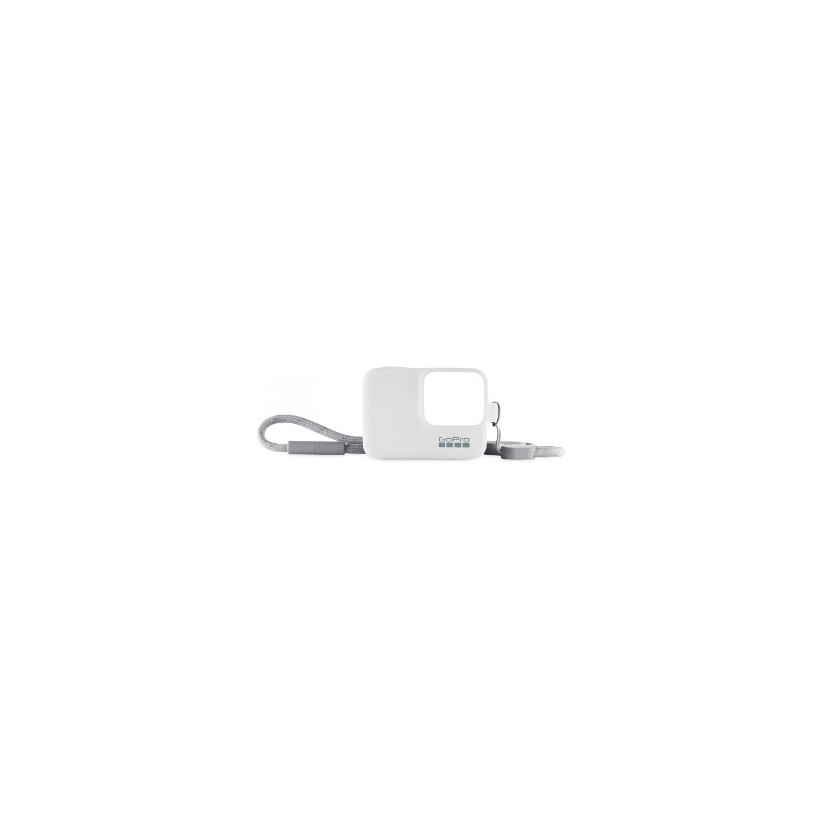 Аксессуар к экшн-камерам GoPro Sleeve & Lanyard (White) (ACSST-002)