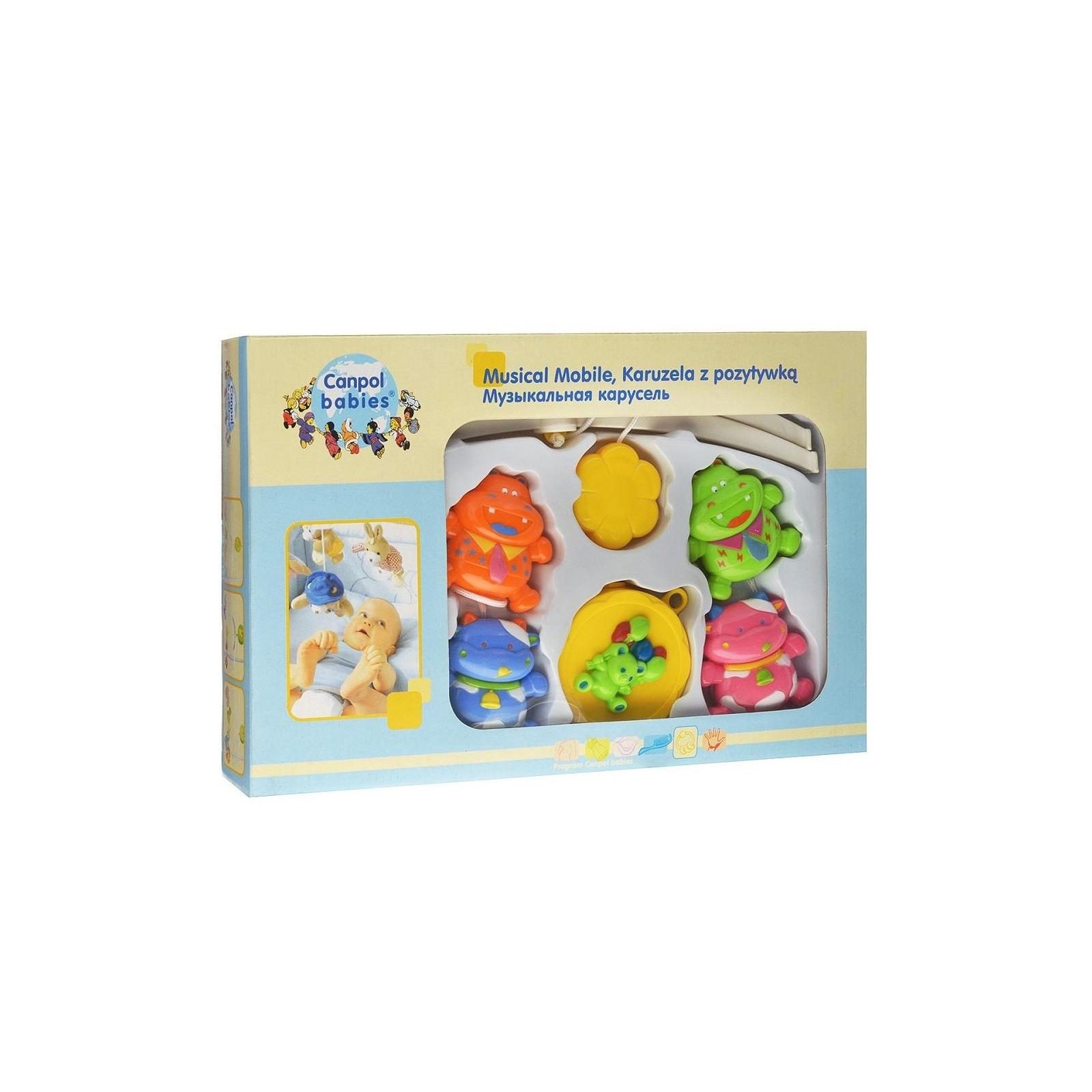 Мобиль Canpol babies Коровки и бегемотик (2/516) изображение 4