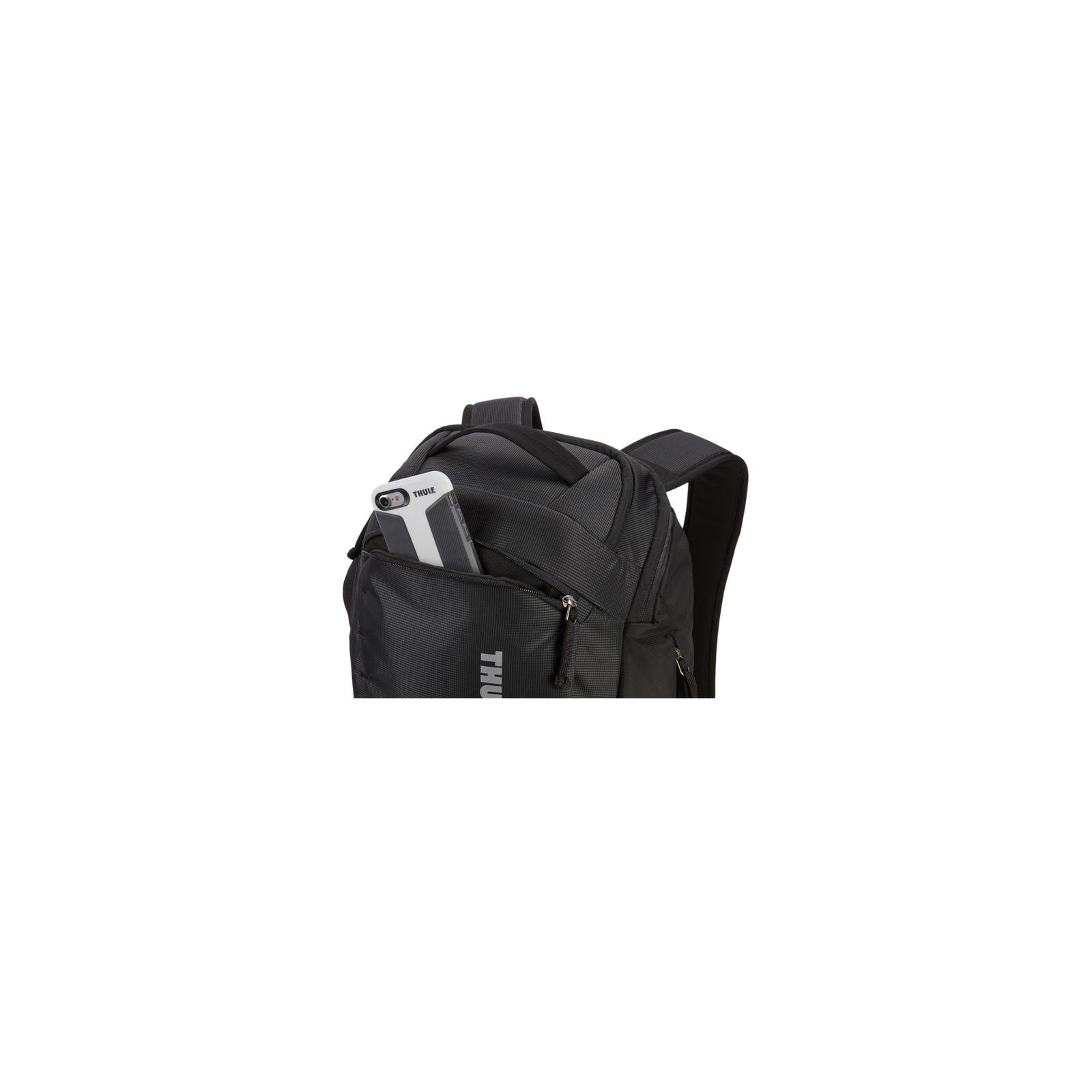 "Рюкзак для ноутбука Thule 15.6"" EnRoute 23L TEBP-316 Asphalt (3203830) изображение 7"
