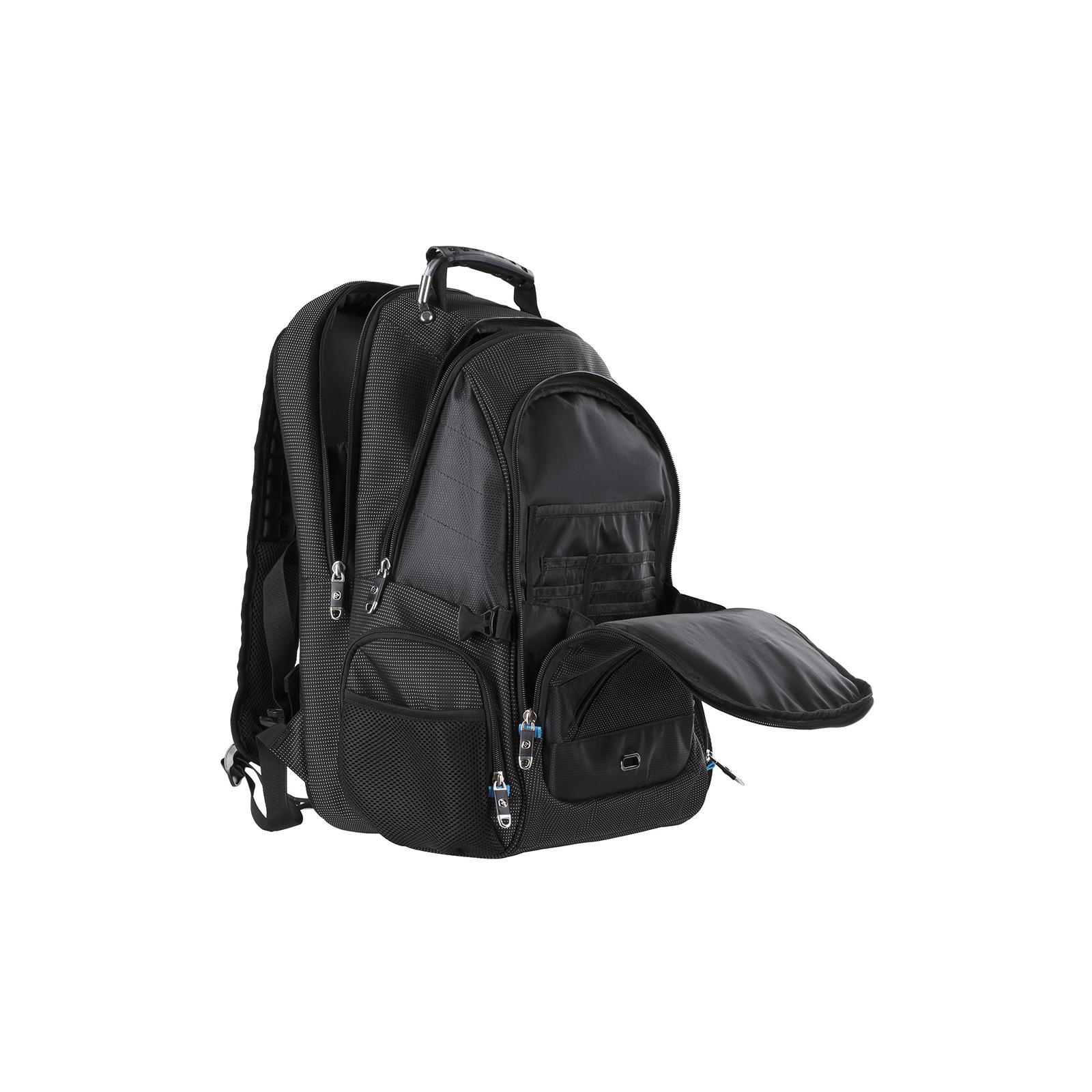 """Рюкзак для ноутбука 2E 16"""" SmartPack, black (2E-BPN6316BK) зображення 11"""