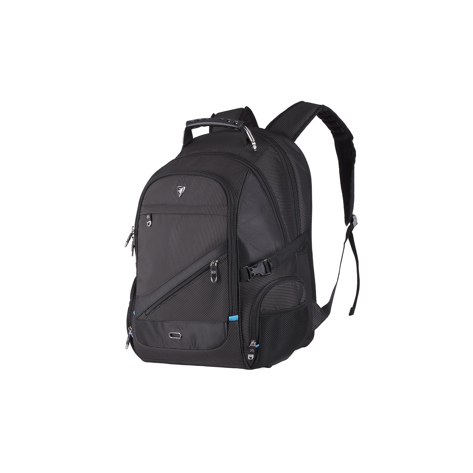 """Рюкзак для ноутбука 2E 16"""" SmartPack, black (2E-BPN6316BK) зображення 2"""