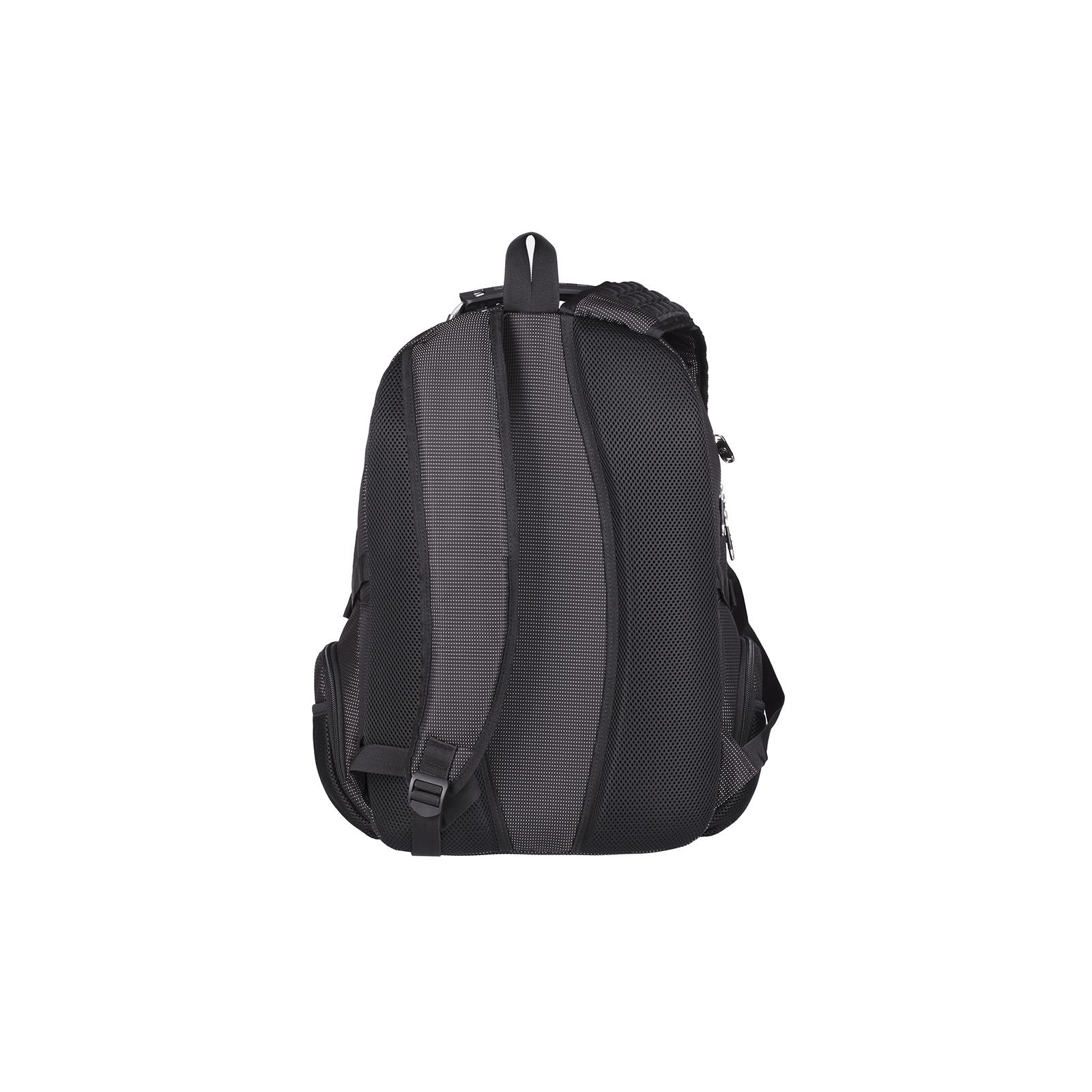 """Рюкзак для ноутбука 2E 16"""" SmartPack, black (2E-BPN6316BK) зображення 6"""