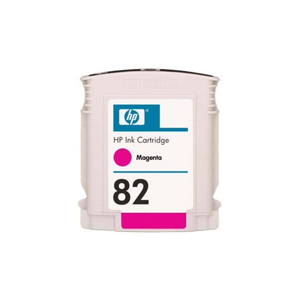 Картридж HP DJ No. 82 Magenta (C4912A) изображение 2