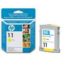 Картридж HP DJ No.11 Yellow (C4838A)