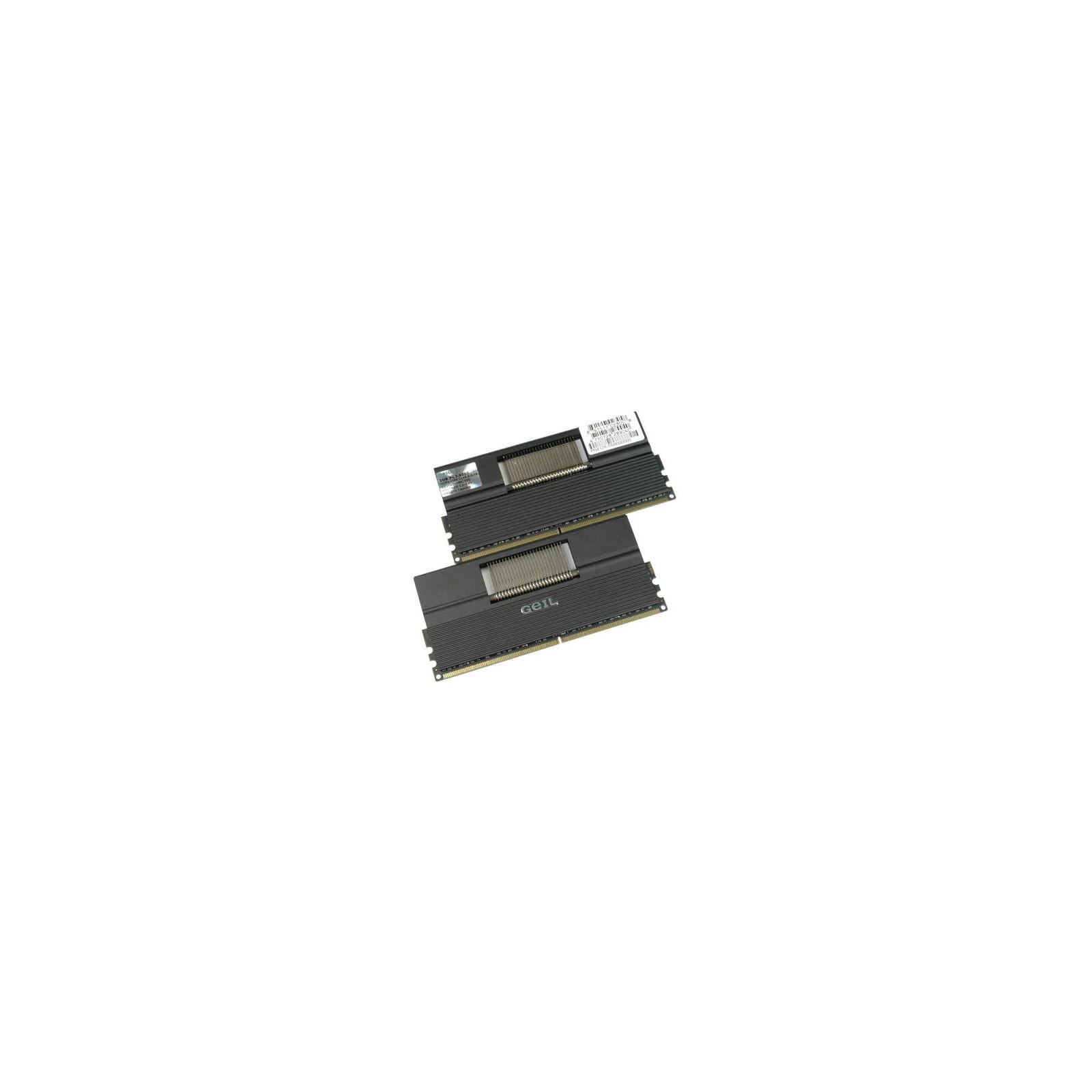 Модуль памяти для компьютера DDR2 4GB (2х2GB) 1066 MHz GEIL (GE24GB1066C5DC)