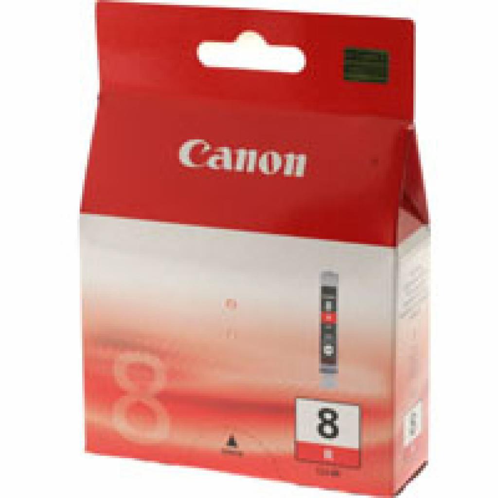 Картридж CLI-8R, red, Pro9000 Canon (0626B001 / 0626B024)