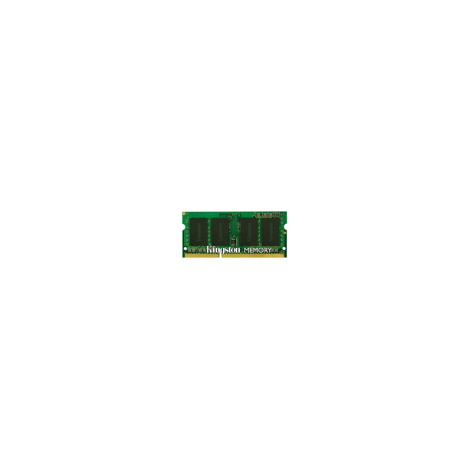 Модуль памяти для ноутбука SoDIMM DDR3 4GB 1333 MHz Kingston (KTA-MB1333/4G)