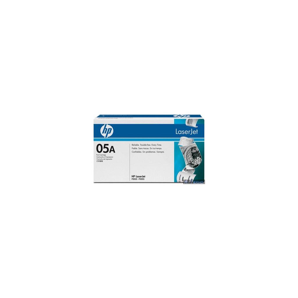 Картридж HP LJ  05A P2035/P2055d/2055dn (CE505A)