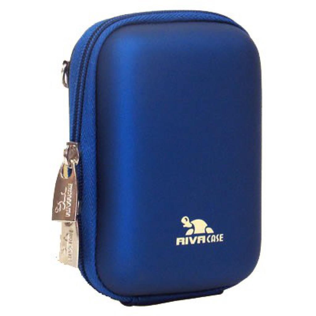 Фото-сумка RivaCase 7022PU blue (7022PU Dark Blue)