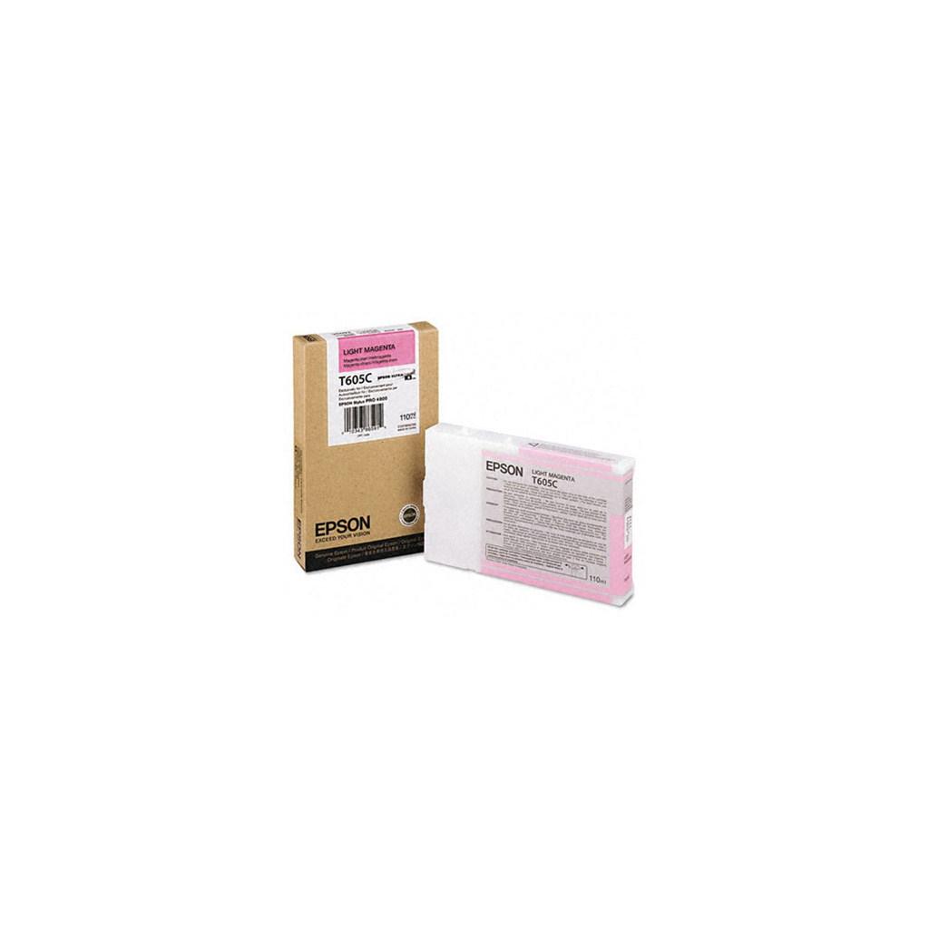 Картридж EPSON St Pro 4800 light magenta (C13T605C00)