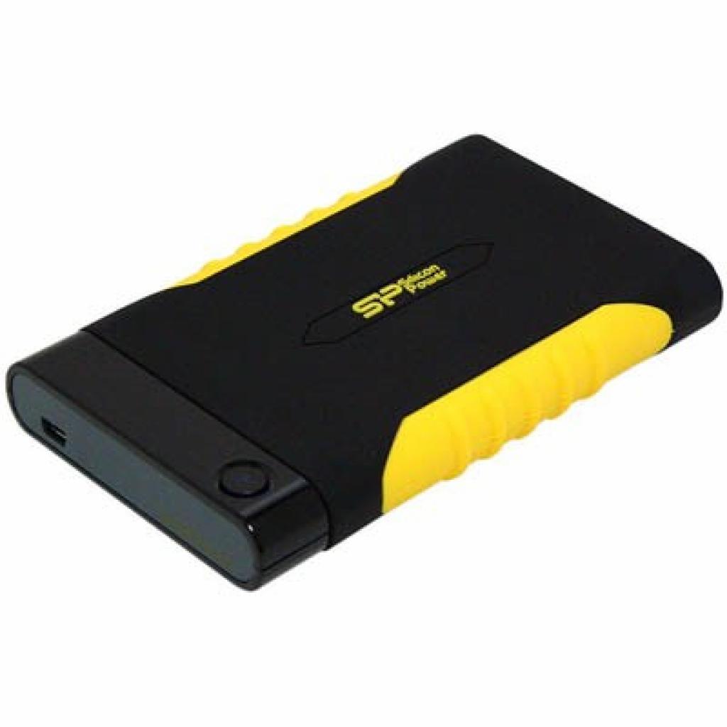 "Внешний жесткий диск 2.5"" 750GB Silicon Power (SP750GBPHDA10S2K)"