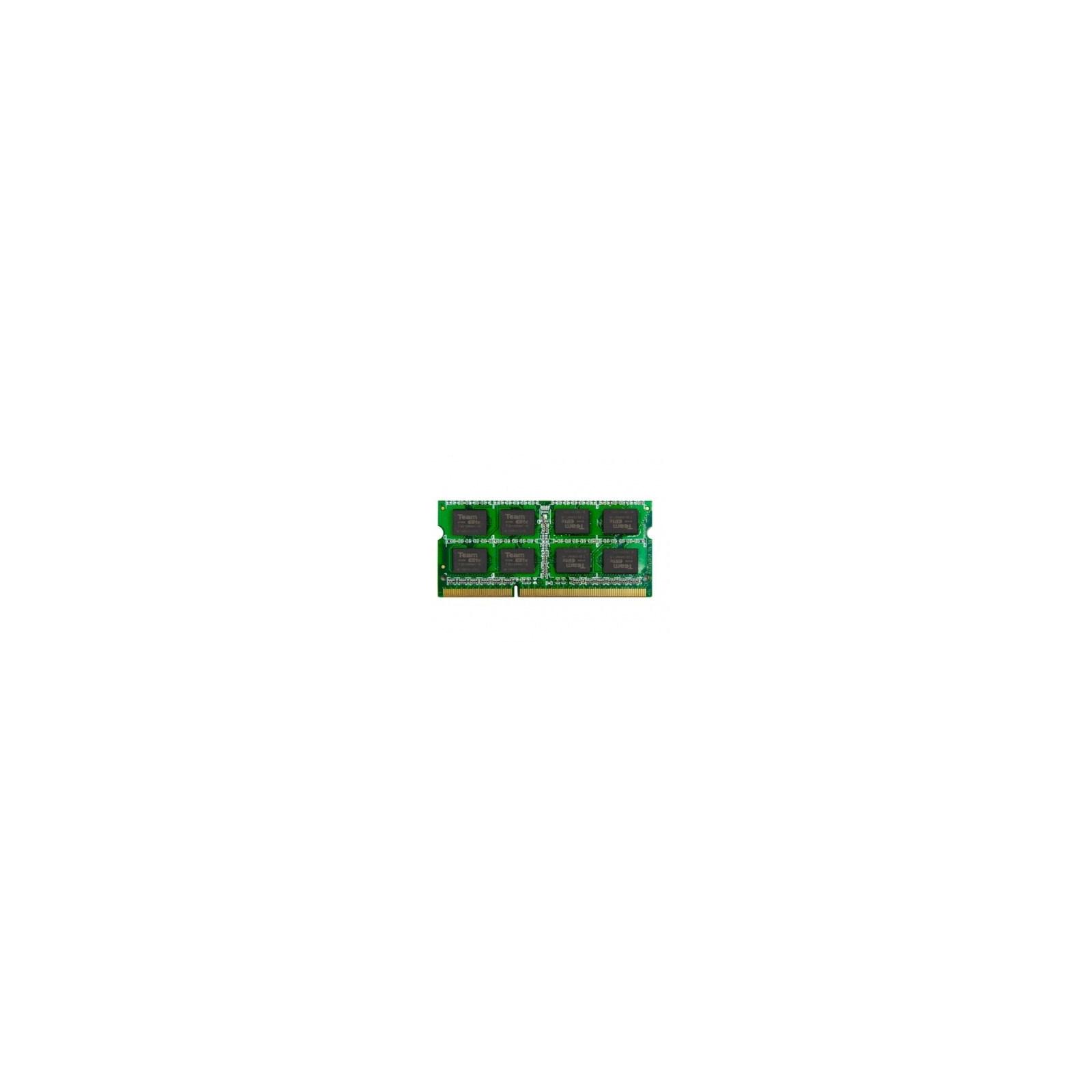 Модуль памяти для ноутбука SoDIMM DDR2 2GB 800 MHz Team (TED22G800C5-S01)
