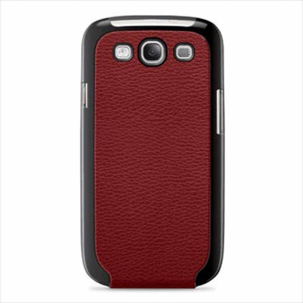 Чехол для моб. телефона Belkin Galaxy S3 (Snap Folio) (F8M397cwC02)
