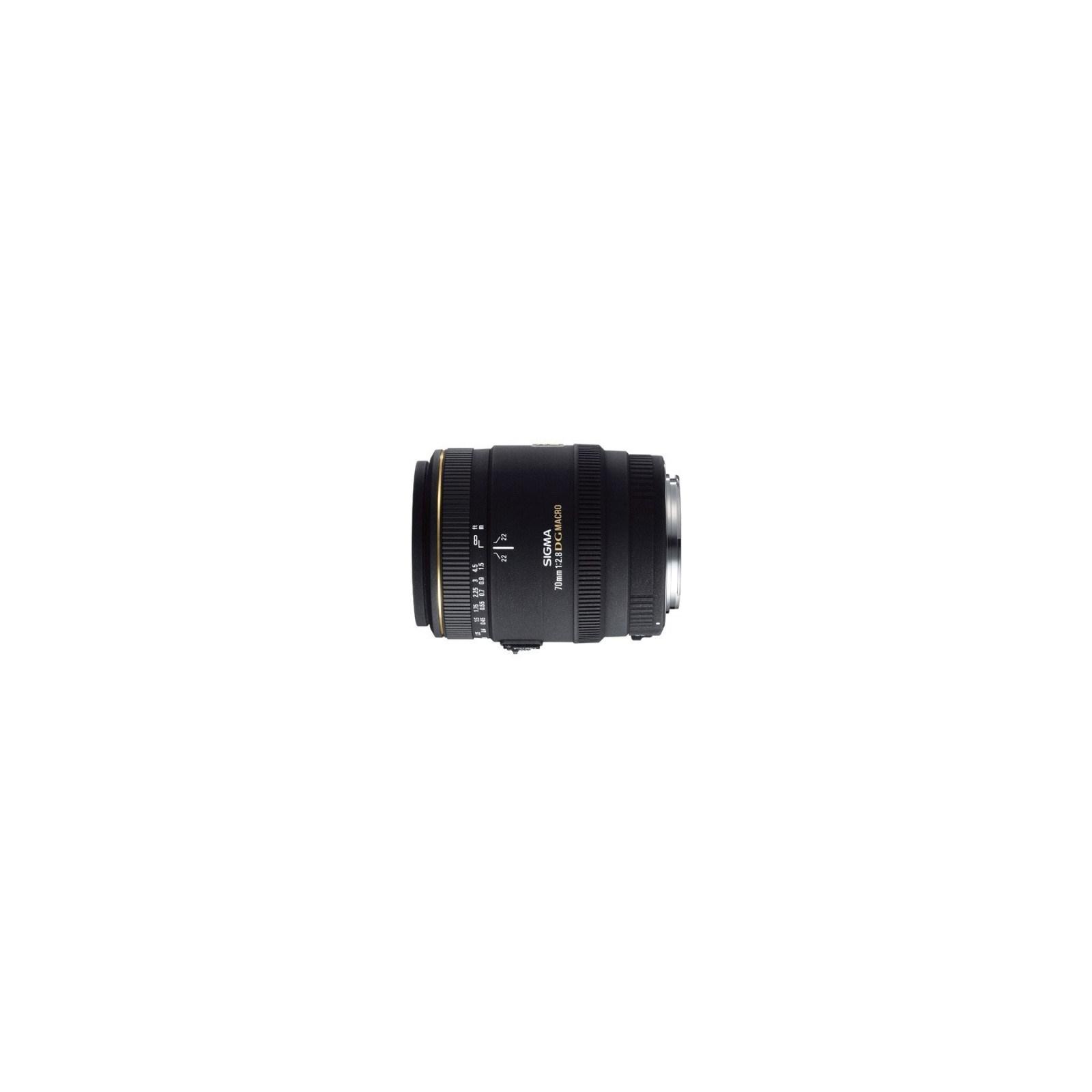 Объектив Sigma 70mm f/2.8 EX DG macro for Canon (270954)