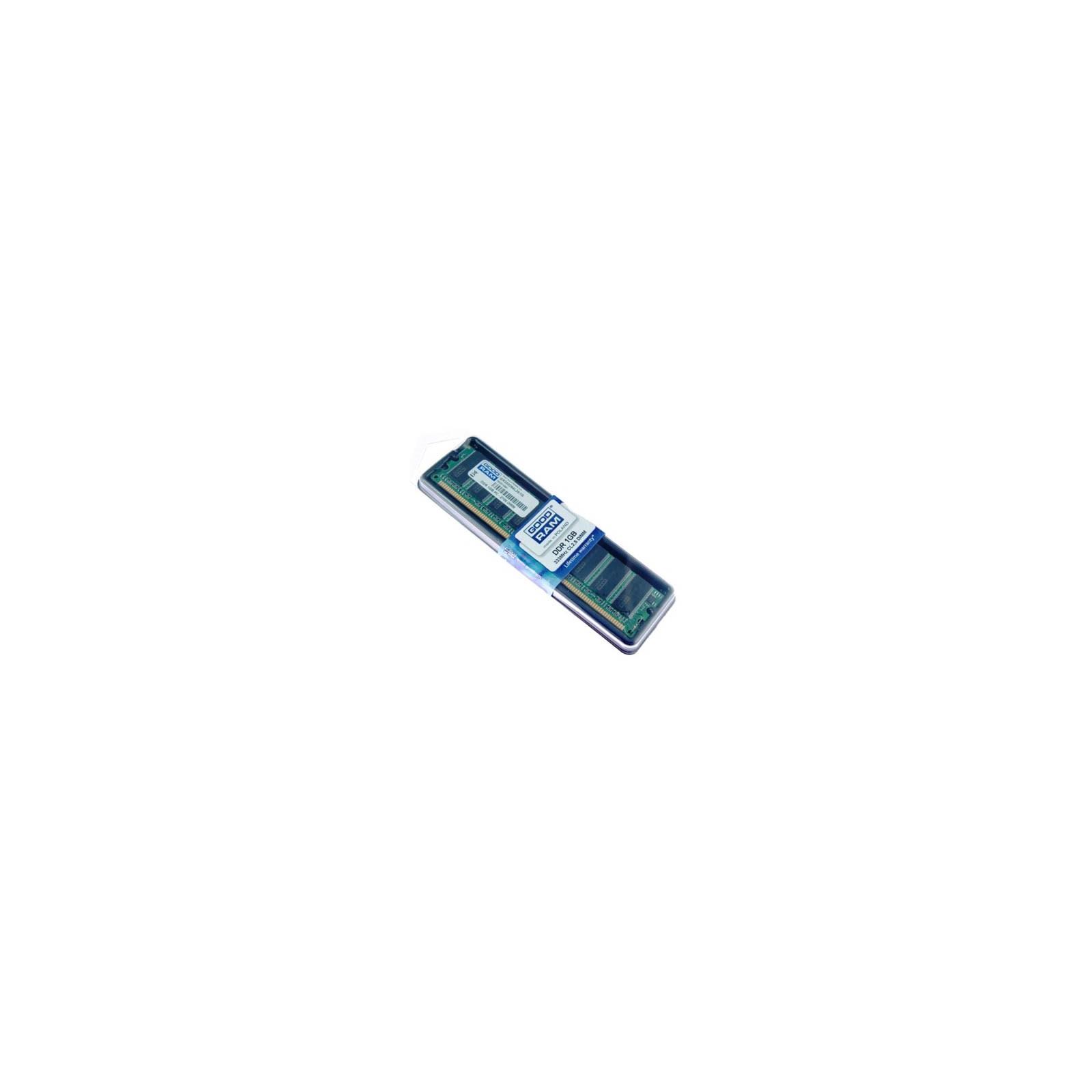 Модуль памяти для компьютера DDR SDRAM 1GB 333 MHz GOODRAM (GR333D64L25/1G)