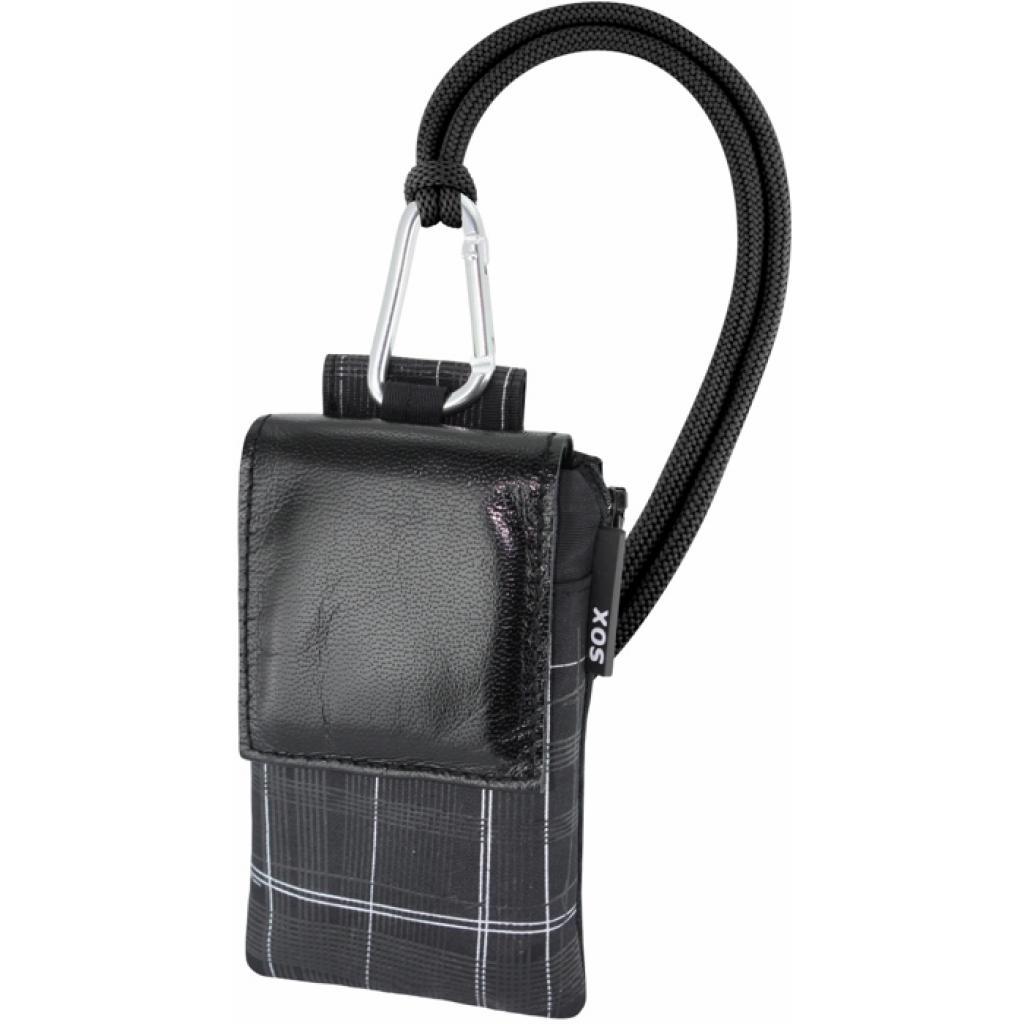 Чехол для моб. телефона Sox SQUARE BLACK (KQ_02)