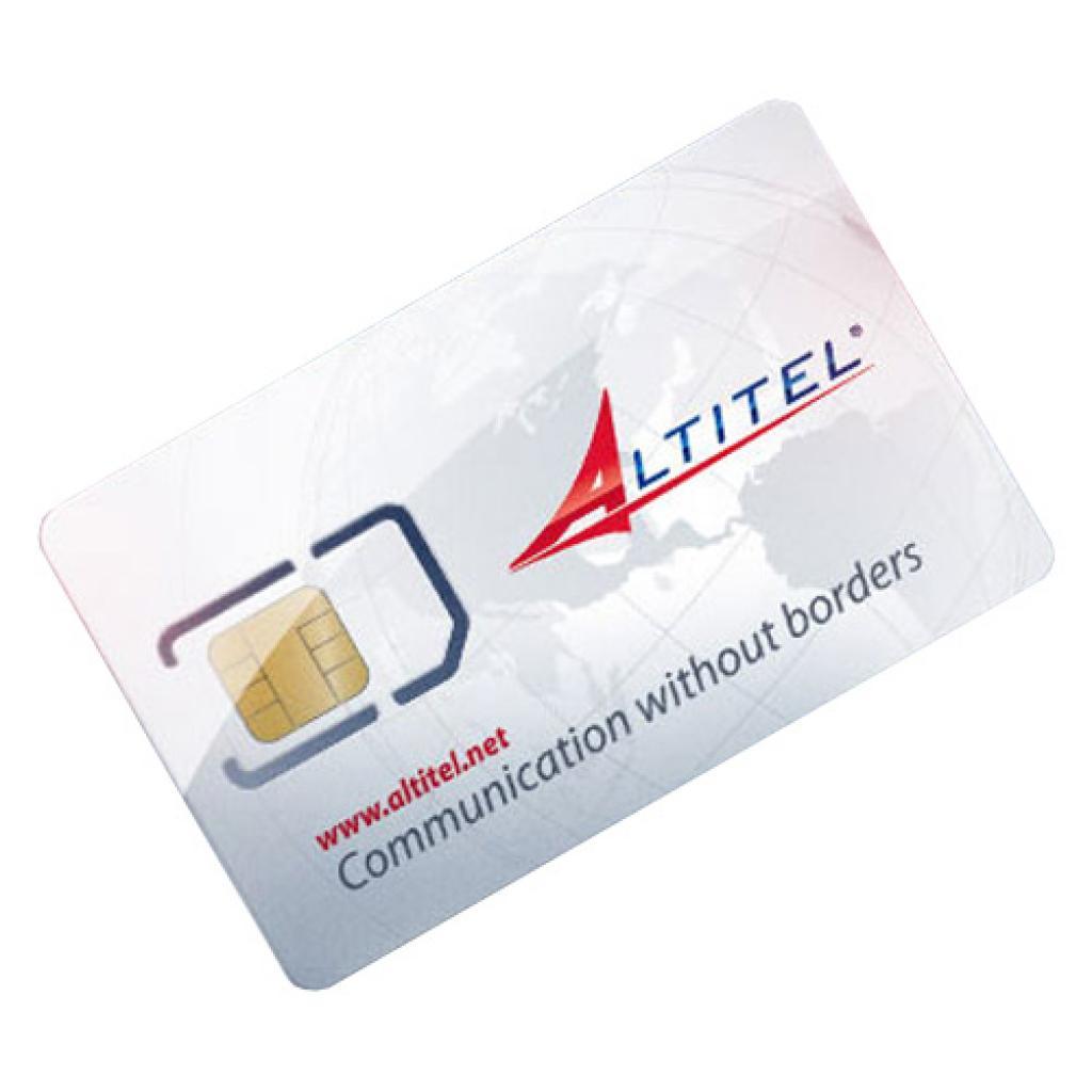 Стартовый пакет Altitel Вільний Роуминг (4753712512113) изображение 2