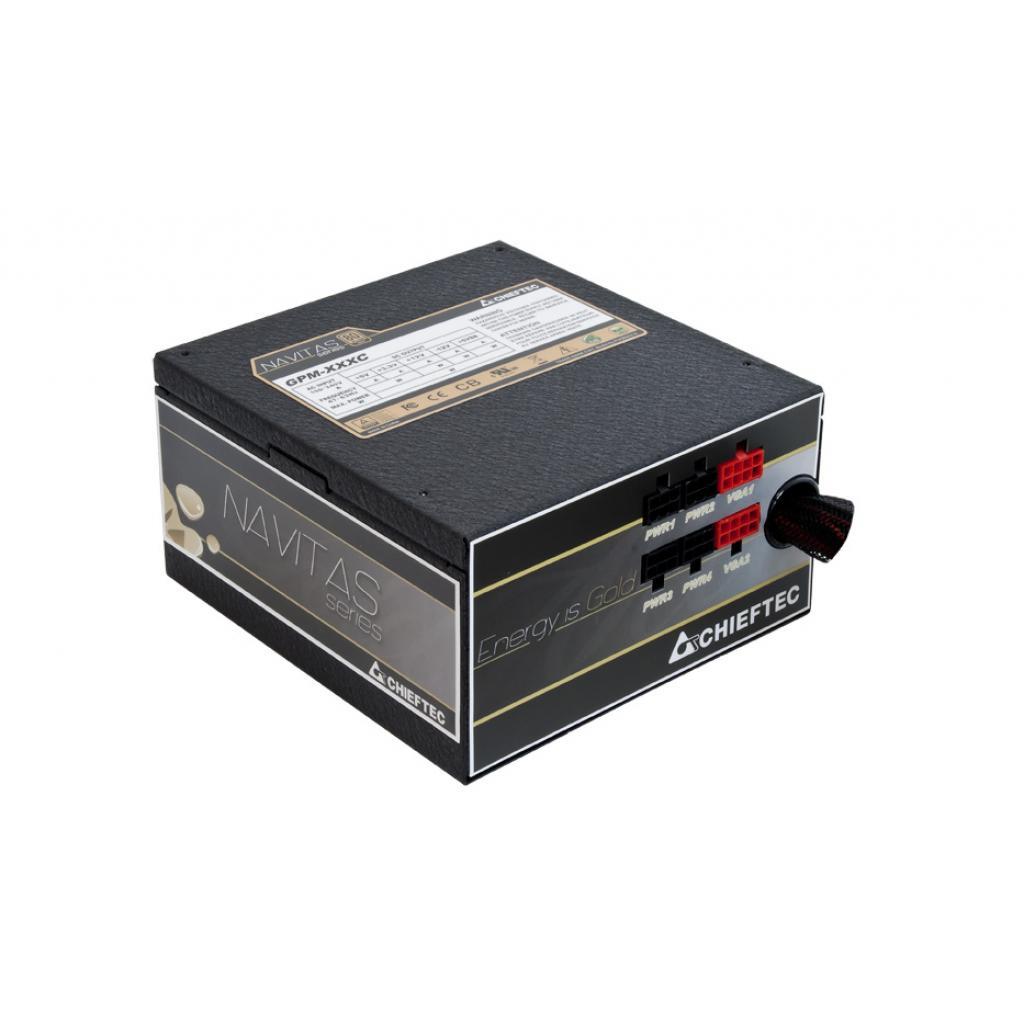 Блок питания CHIEFTEC 750W Navitas (GPM-750C) изображение 2