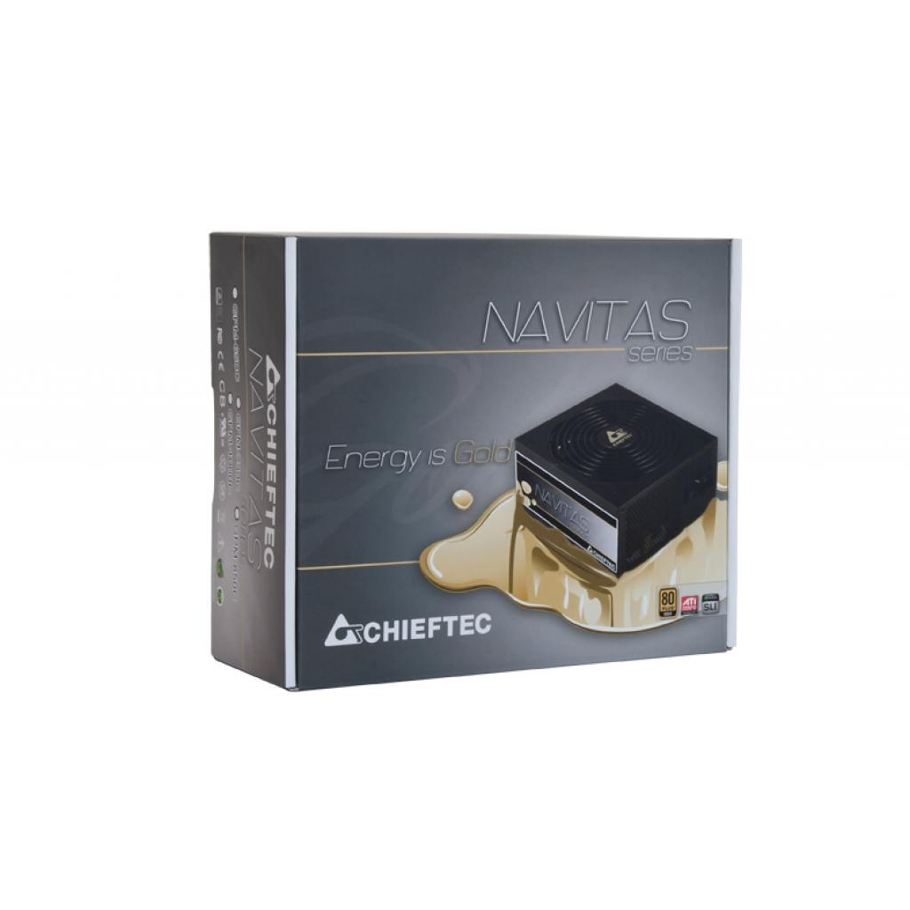 Блок питания CHIEFTEC 750W Navitas (GPM-750C) изображение 6