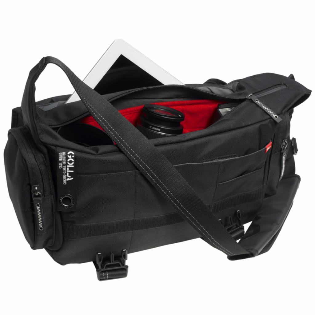 Фото-сумка Golla CAM BAG L Riley PVC/polyester /black (G1365) изображение 5