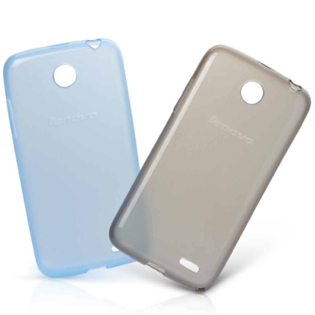 Чехол для моб. телефона Lenovo A516 Cover Blue (PG39A465TC) изображение 3