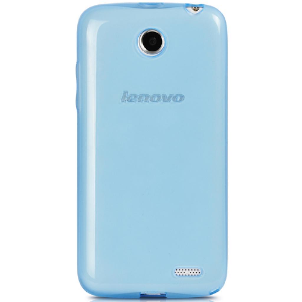 Чехол для моб. телефона Lenovo A516 Cover Blue (PG39A465TC)