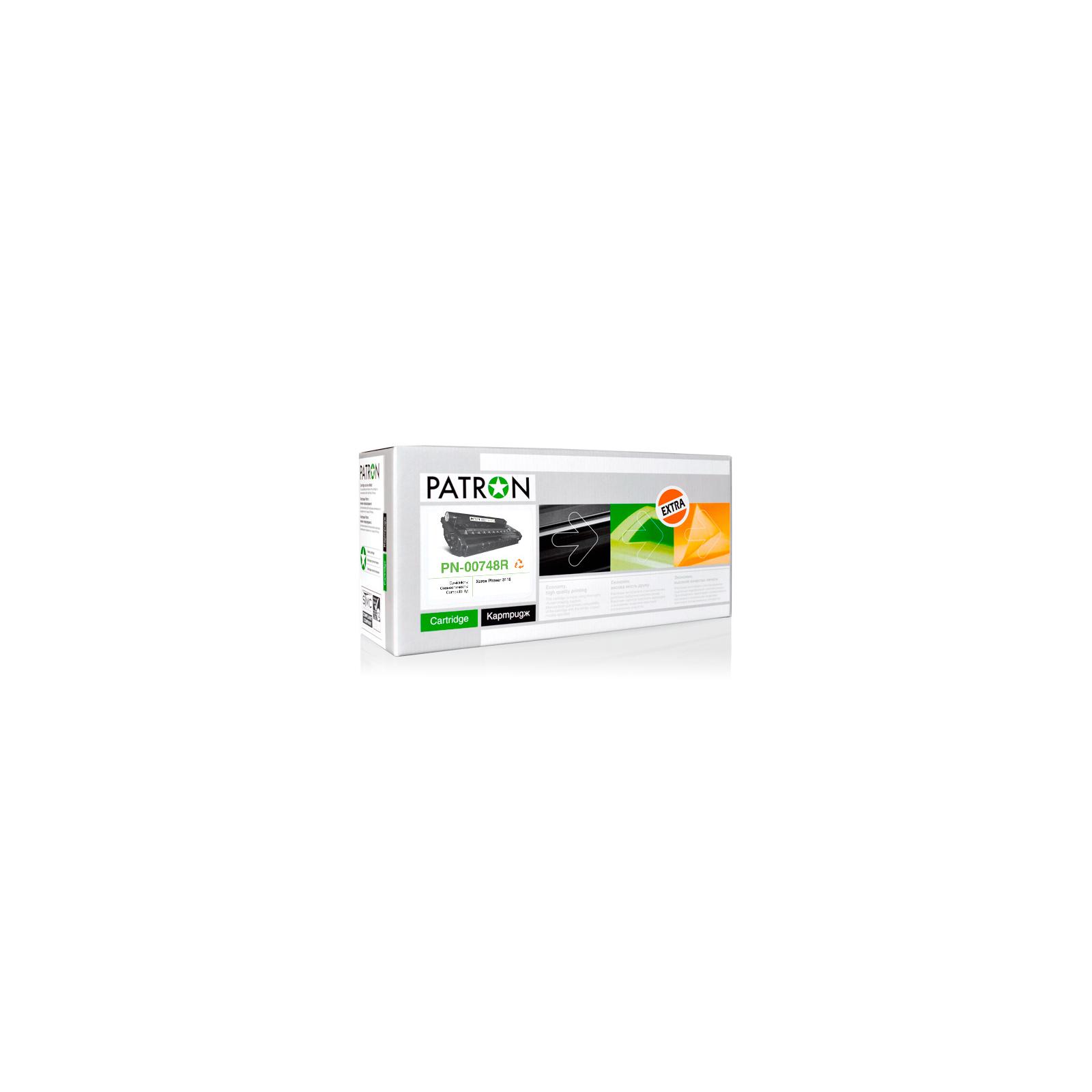 Картридж PATRON XEROX Ph 3116 (PN-00748R) 109R00748 Extra (CT-XER-109R00748-PNR)