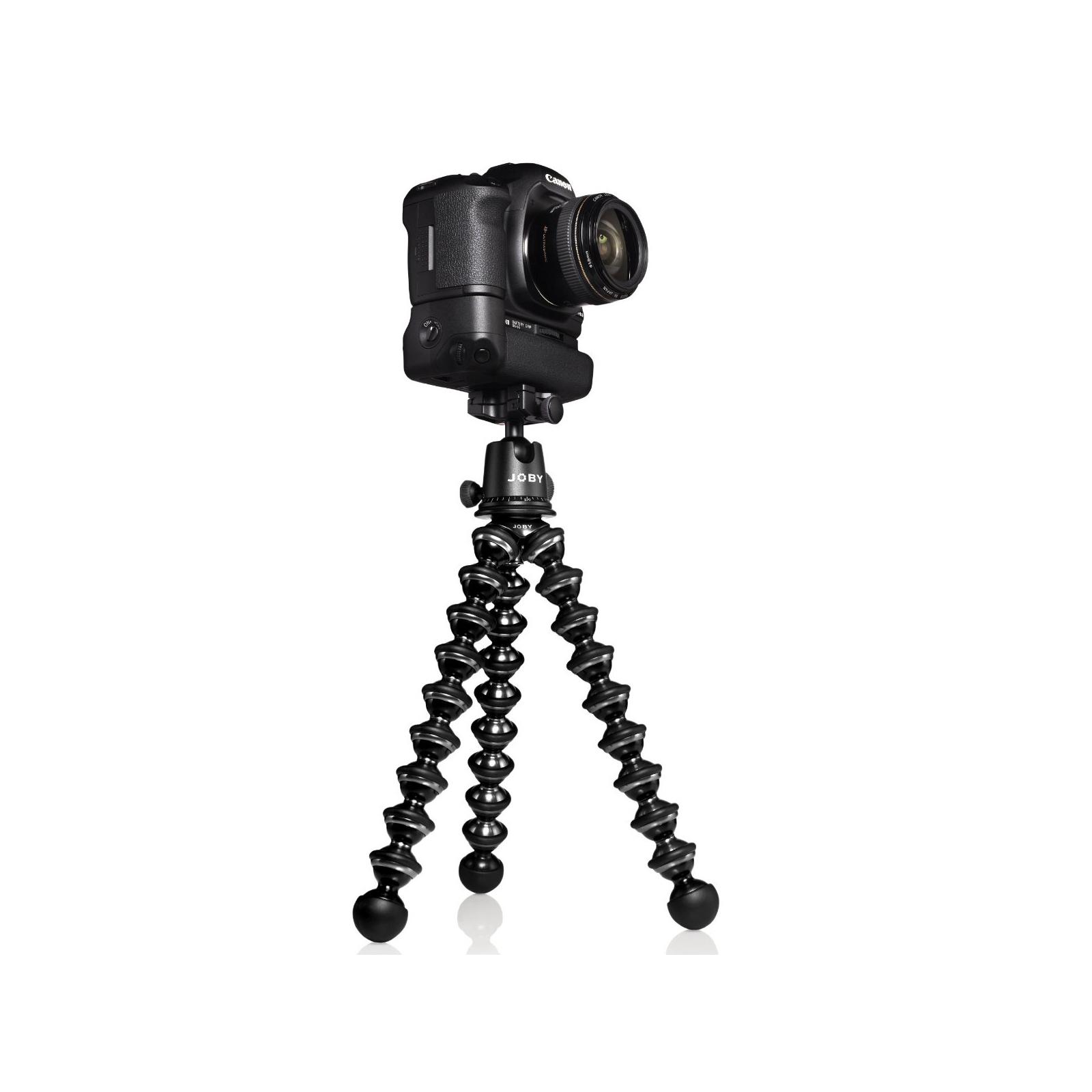 Штатив JOBY GorillaPod Focus & Ballhead X Bundle (Black/Grey) (JB00158-CEN) изображение 2
