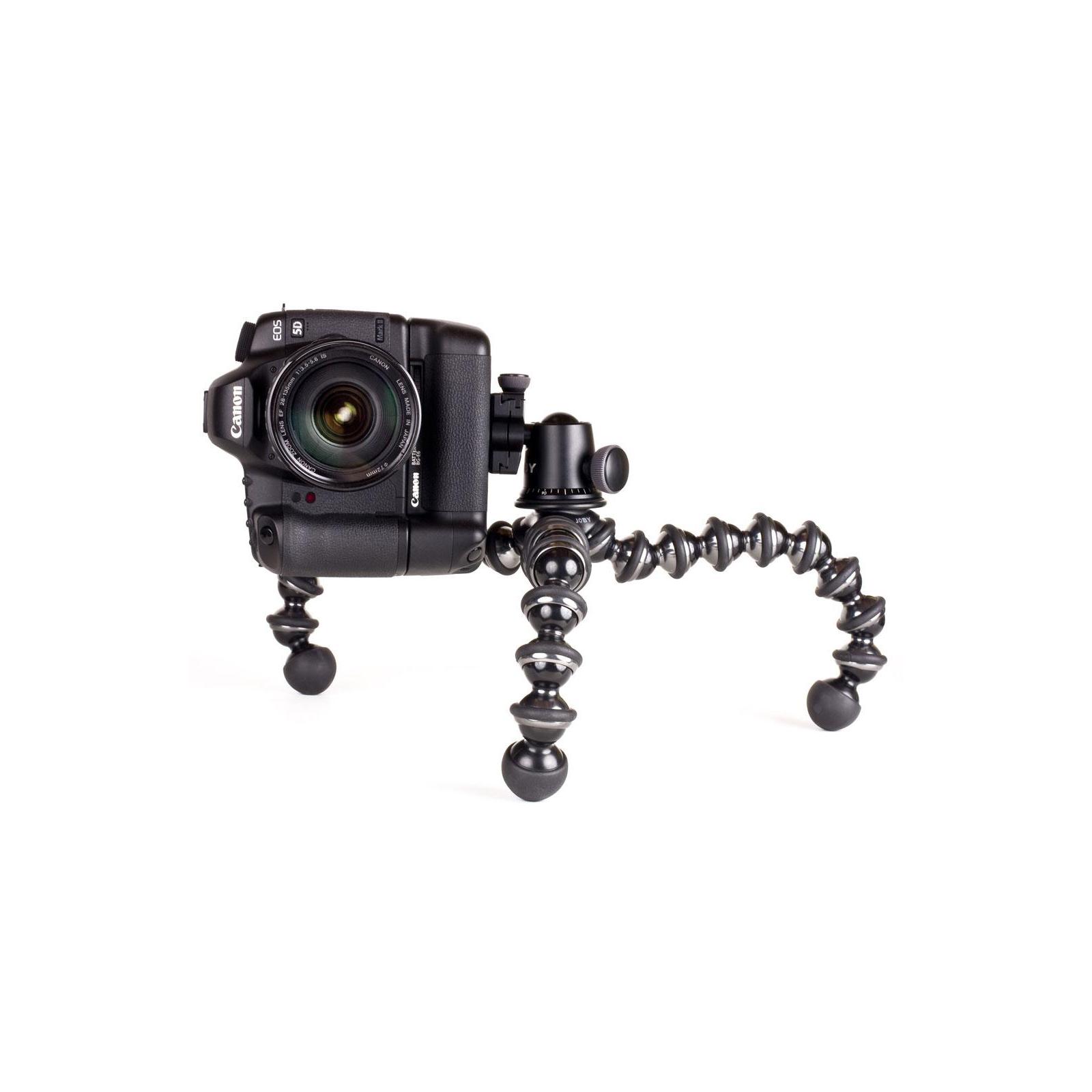 Штатив JOBY GorillaPod Focus & Ballhead X Bundle (Black/Grey) (JB00158-CEN) изображение 5