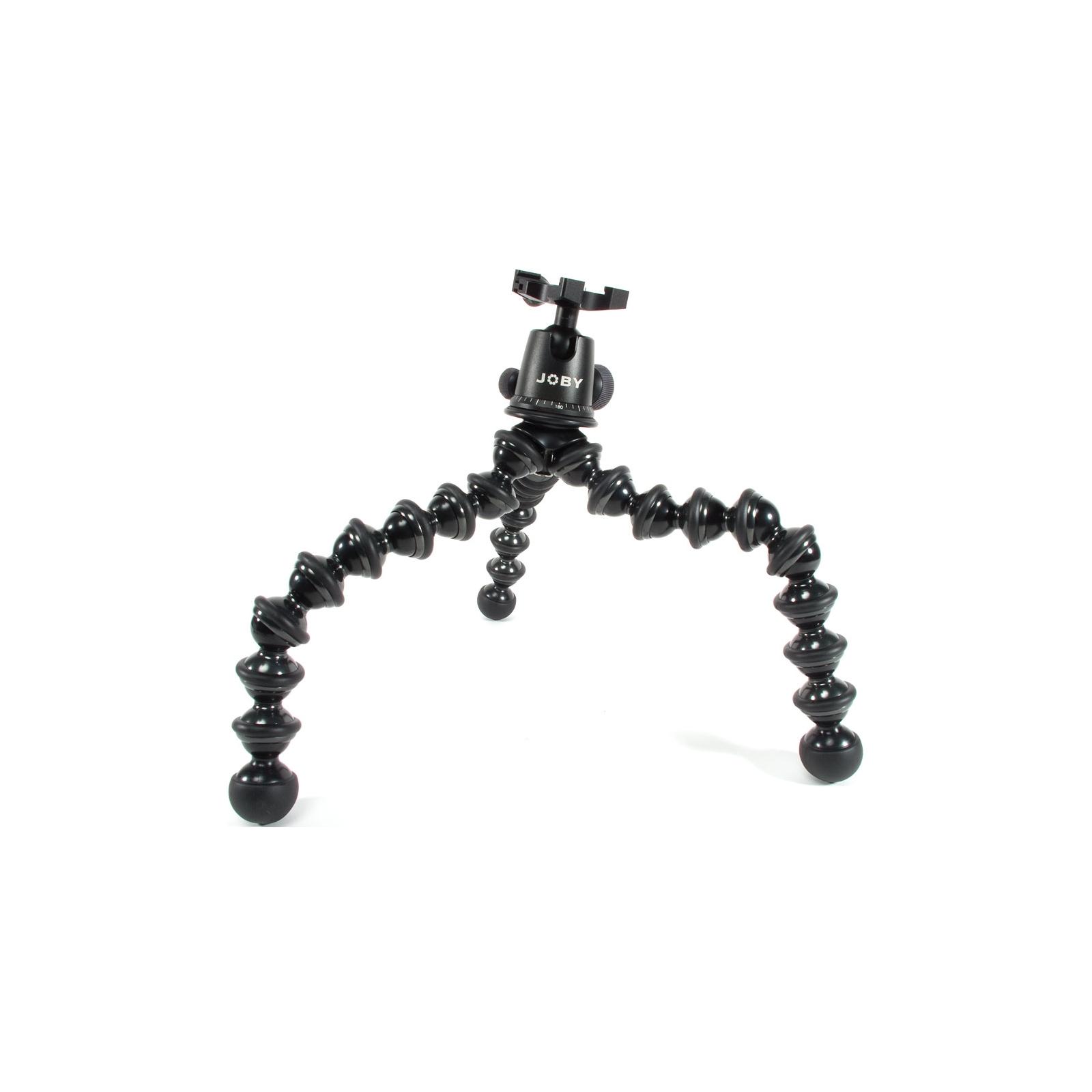 Штатив JOBY GorillaPod Focus & Ballhead X Bundle (Black/Grey) (JB00158-CEN) изображение 7