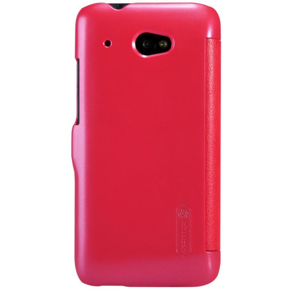 Чехол для моб. телефона NILLKIN для HTC Desire 601 /Fresh/ Leather/Red (6120398) изображение 2