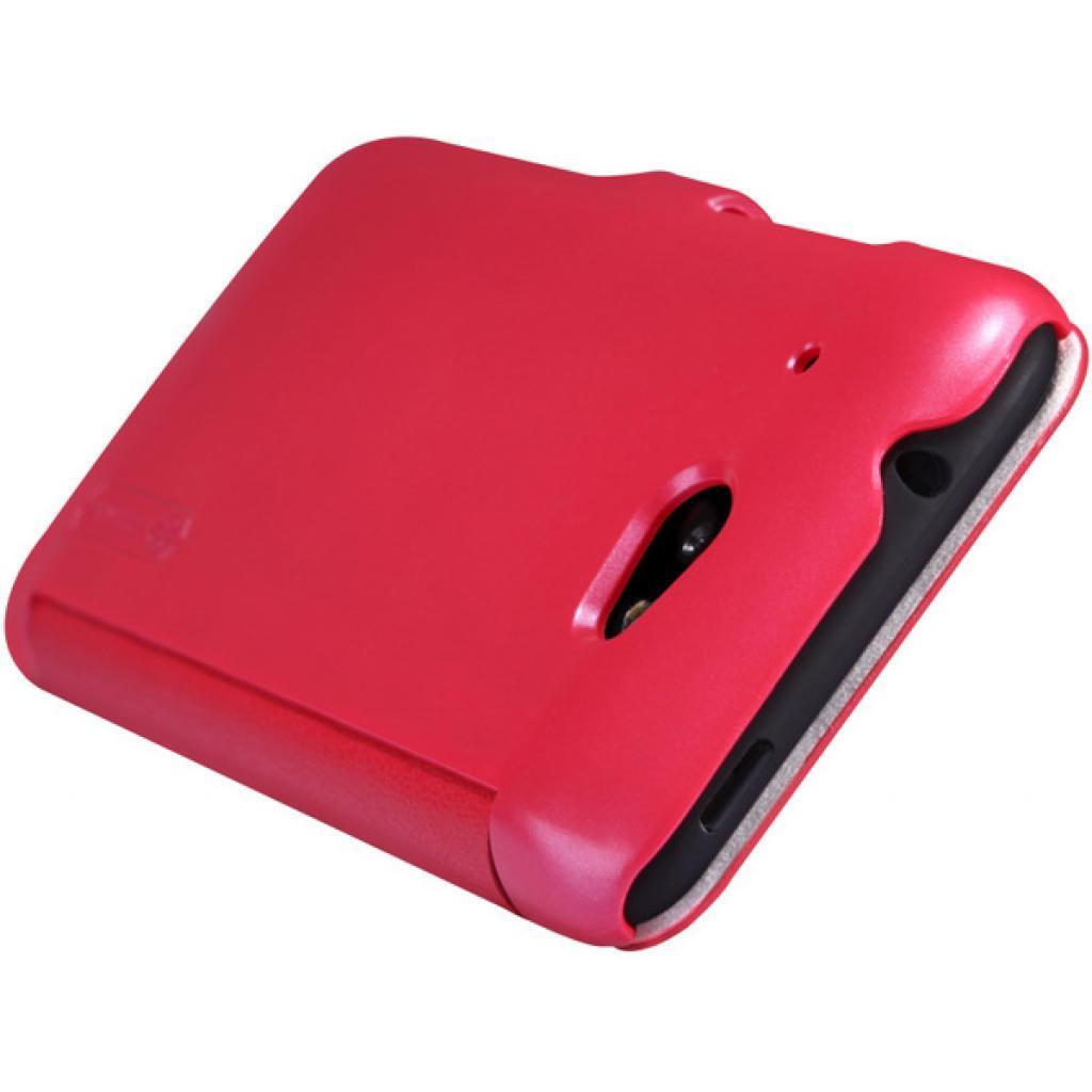 Чехол для моб. телефона NILLKIN для HTC Desire 601 /Fresh/ Leather/Red (6120398) изображение 3