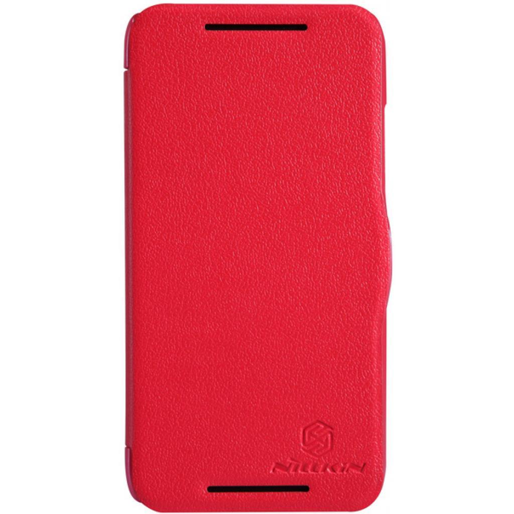 Чехол для моб. телефона NILLKIN для HTC Desire 601 /Fresh/ Leather/Red (6120398)