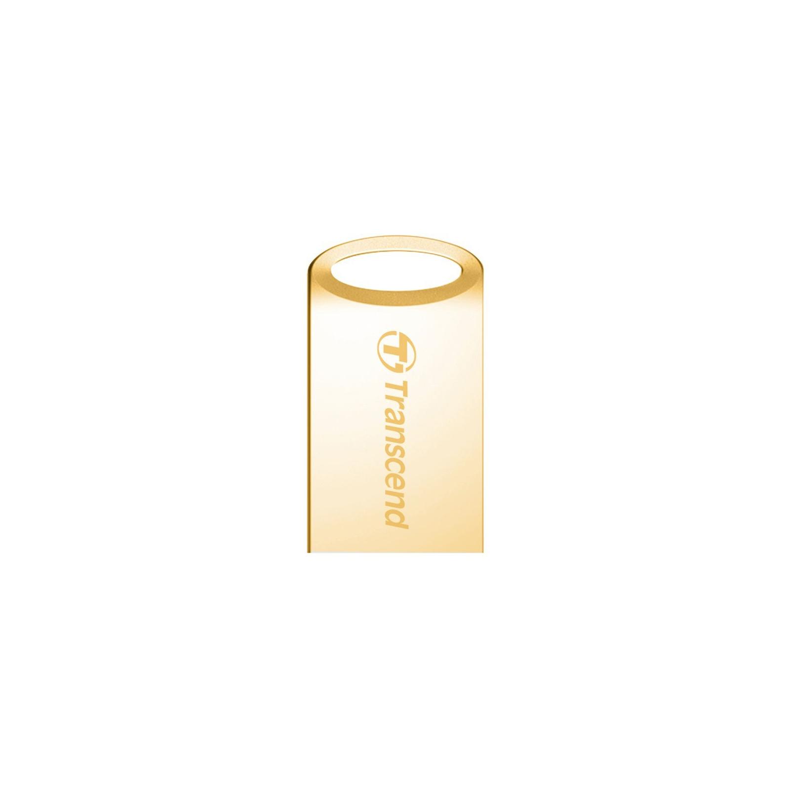 USB флеш накопитель Transcend JetFlash 510, Gold Plating (TS16GJF510G)
