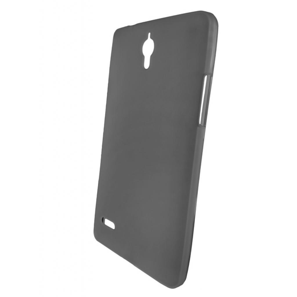 Чехол для моб. телефона GLOBAL для Huawei Ascend P6-U06 (темный) (1283126453847)