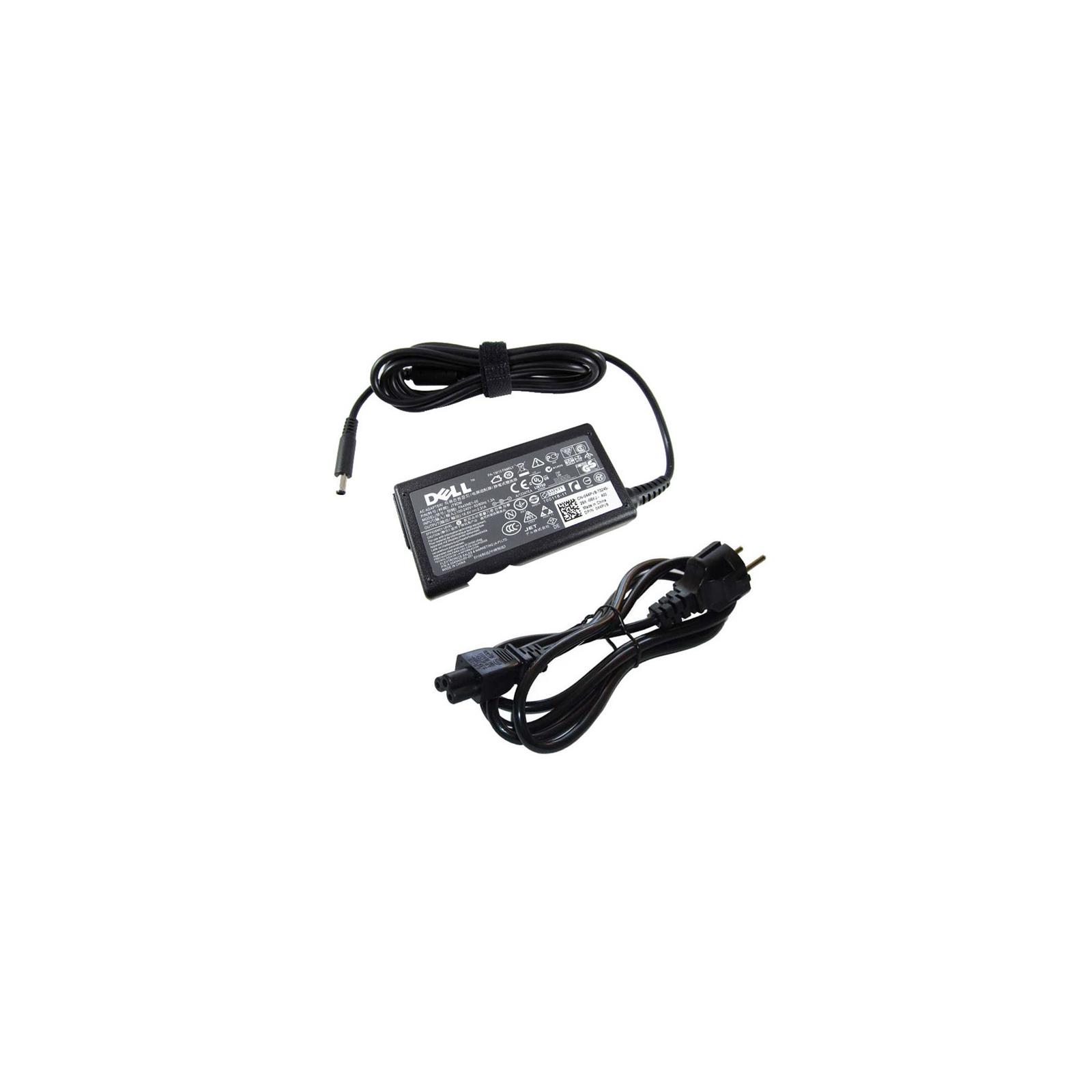 Блок питания к ноутбуку Dell 45W 19.5V 2.31A разъем 4.5/3.0(pin inside) (PA-1M10)
