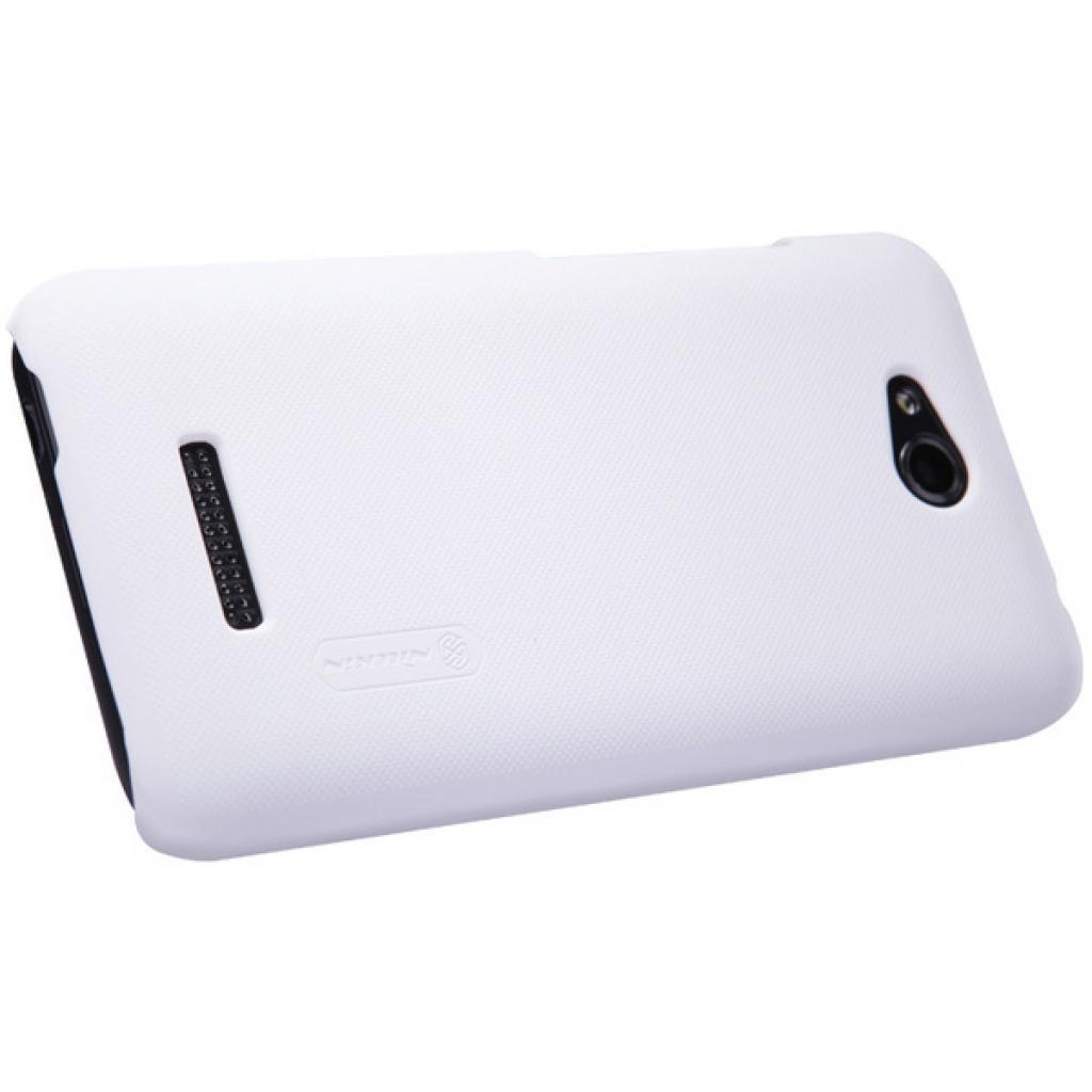 Чехол для моб. телефона NILLKIN для HTC Desire 6 /Super Frosted Shield/White (6164305) изображение 3
