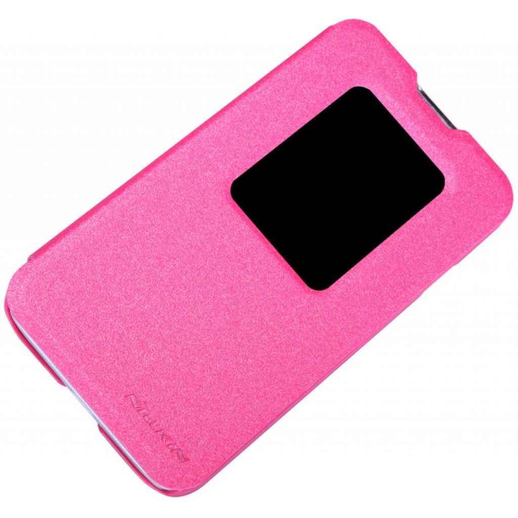 Чехол для моб. телефона NILLKIN для LG L70 Dual /Spark/ Leather/Red (6154930) изображение 2