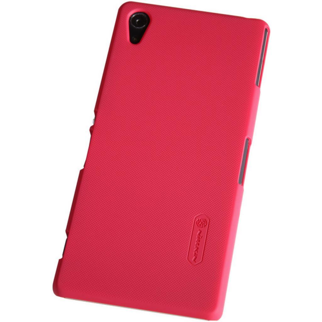 Чехол для моб. телефона NILLKIN для Sony Xperia Z2 /Super Frosted Shield/Red (6147179) изображение 2