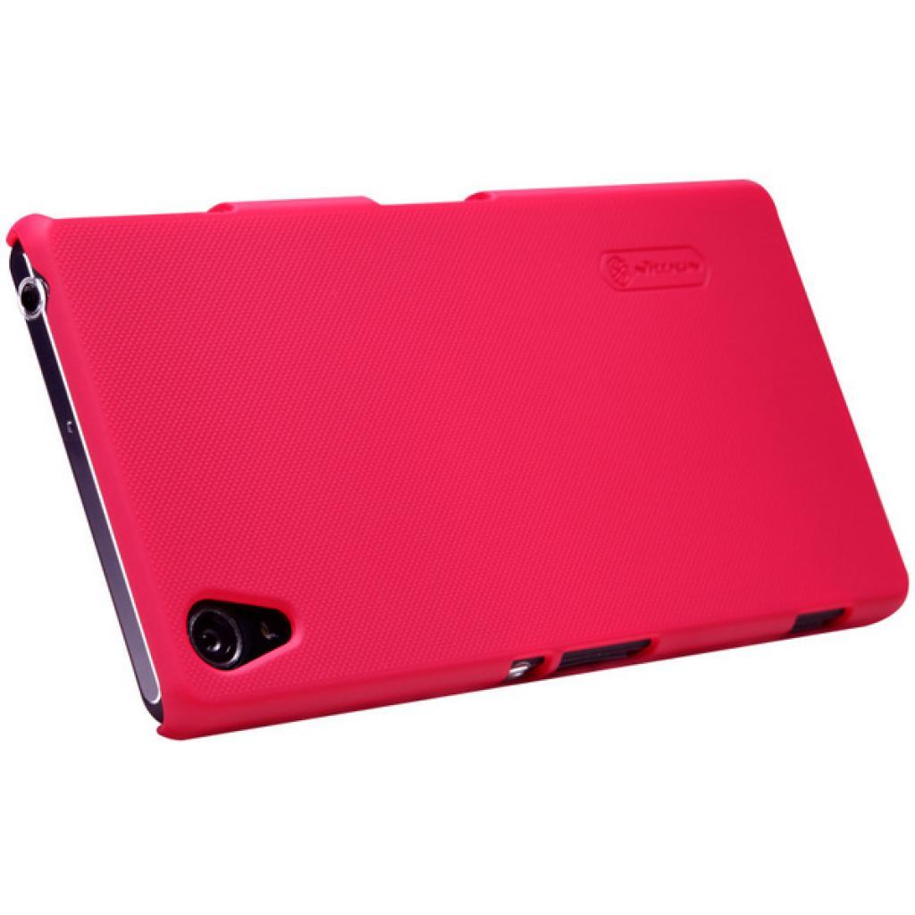 Чехол для моб. телефона NILLKIN для Sony Xperia Z2 /Super Frosted Shield/Red (6147179) изображение 3