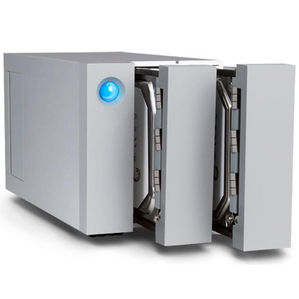 """Внешний жесткий диск 3.5"""" 6TB LaCie (9000437EK/US) изображение 4"""