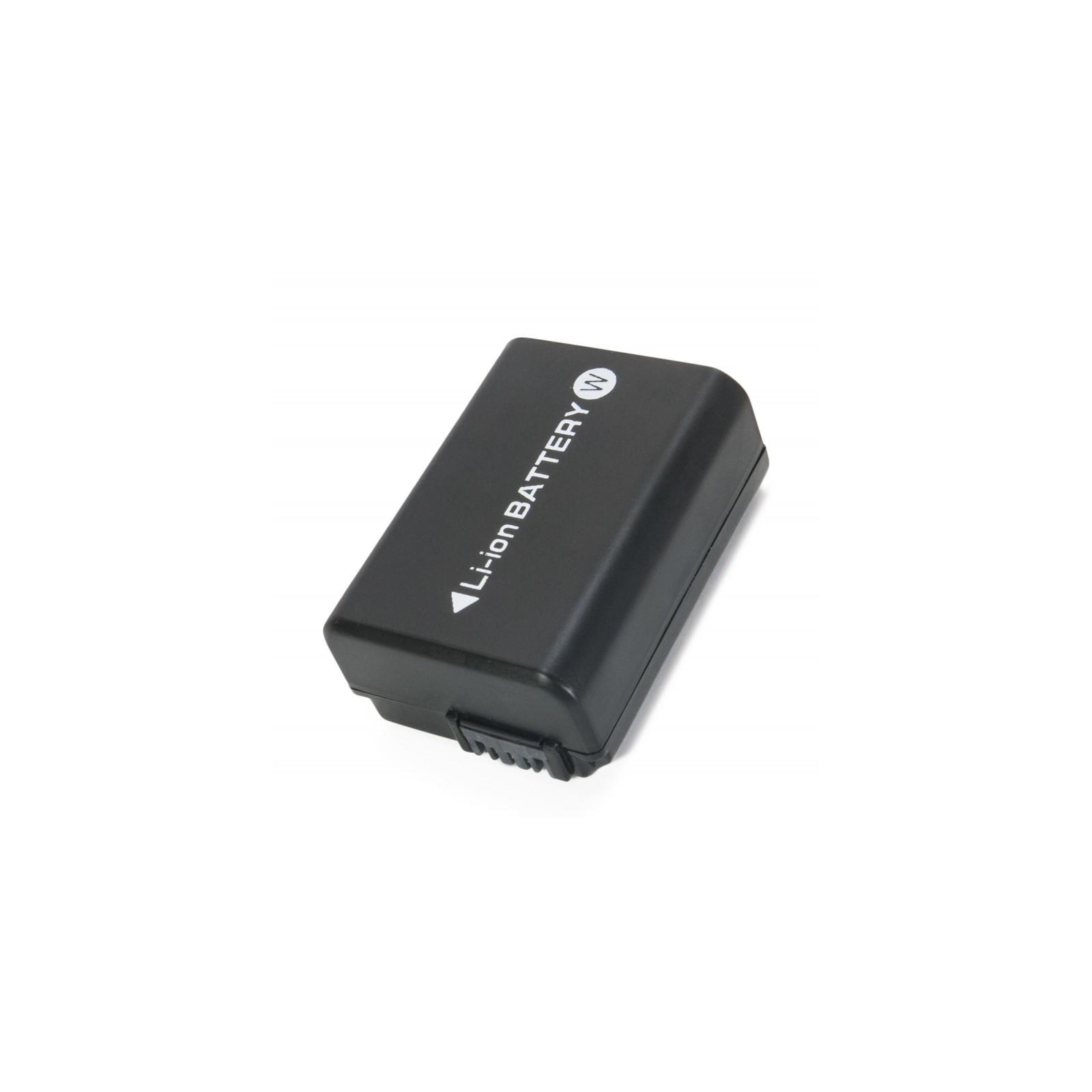 Аккумулятор к фото/видео EXTRADIGITAL Sony NP-FW50 (BDS2678) изображение 5