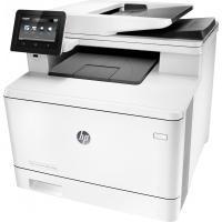 Многофункциональное устройство HP Color LJ Pro M477fdw c Wi-Fi (CF379A)