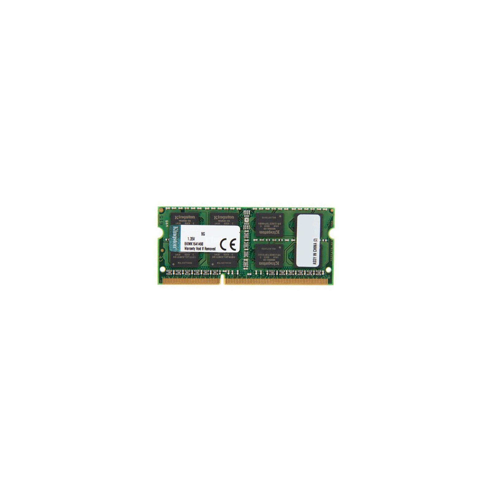 Модуль памяти для ноутбука SoDIMM DDR3 8GB 1600 MHz Kingston (KTH-X3CL/8G)