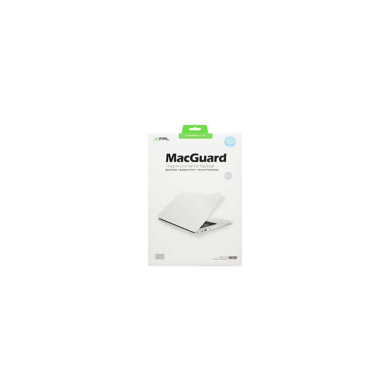 Пленка защитная JCPAL 3 in 1 set для MacBook Pro 13 (JCP2045)