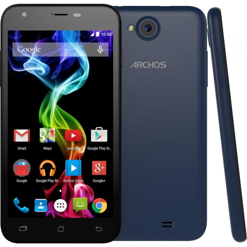 Мобильный телефон Archos 50C Platinum Dark Blue (690590030428) изображение 9
