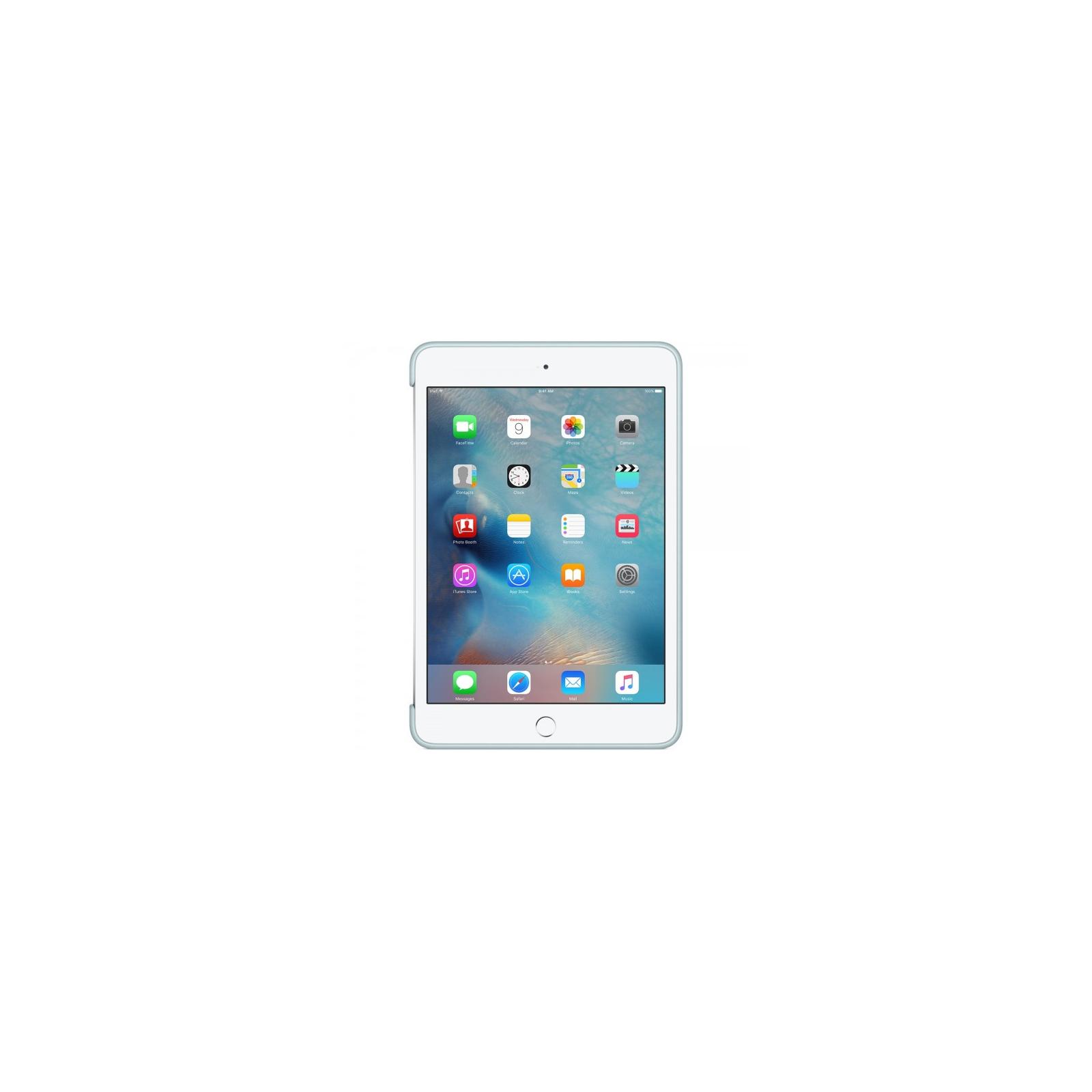 Чехол для планшета Apple iPad mini 4 Turquoise (MLD72ZM/A) изображение 4