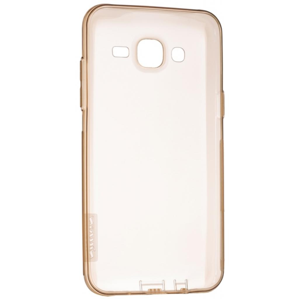 Чехол для моб. телефона NILLKIN для Samsung J5/J500 Brown (6248039) (6248039) изображение 2
