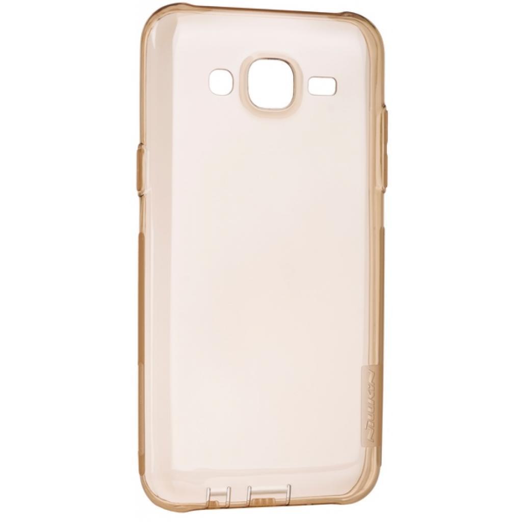 Чехол для моб. телефона NILLKIN для Samsung J5/J500 Brown (6248039) (6248039)